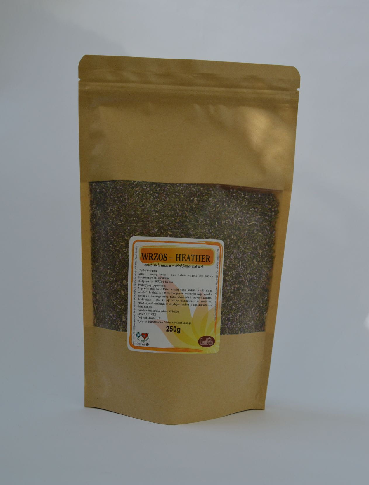 Heather - flower and herb - 50g (1)