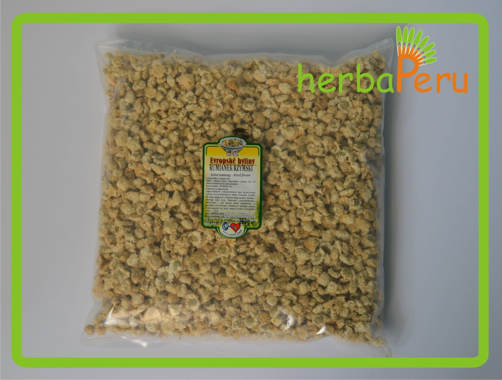 Roman chamomile - dried flower - 250g