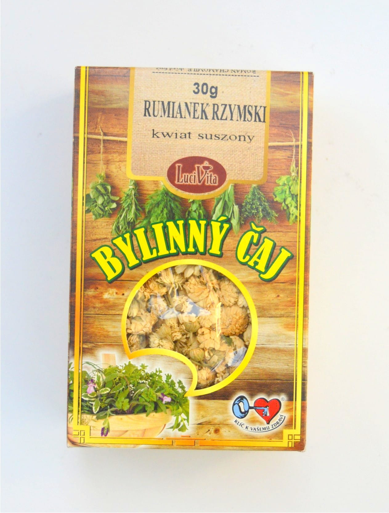 Roman chamomile - dried flower - 30g