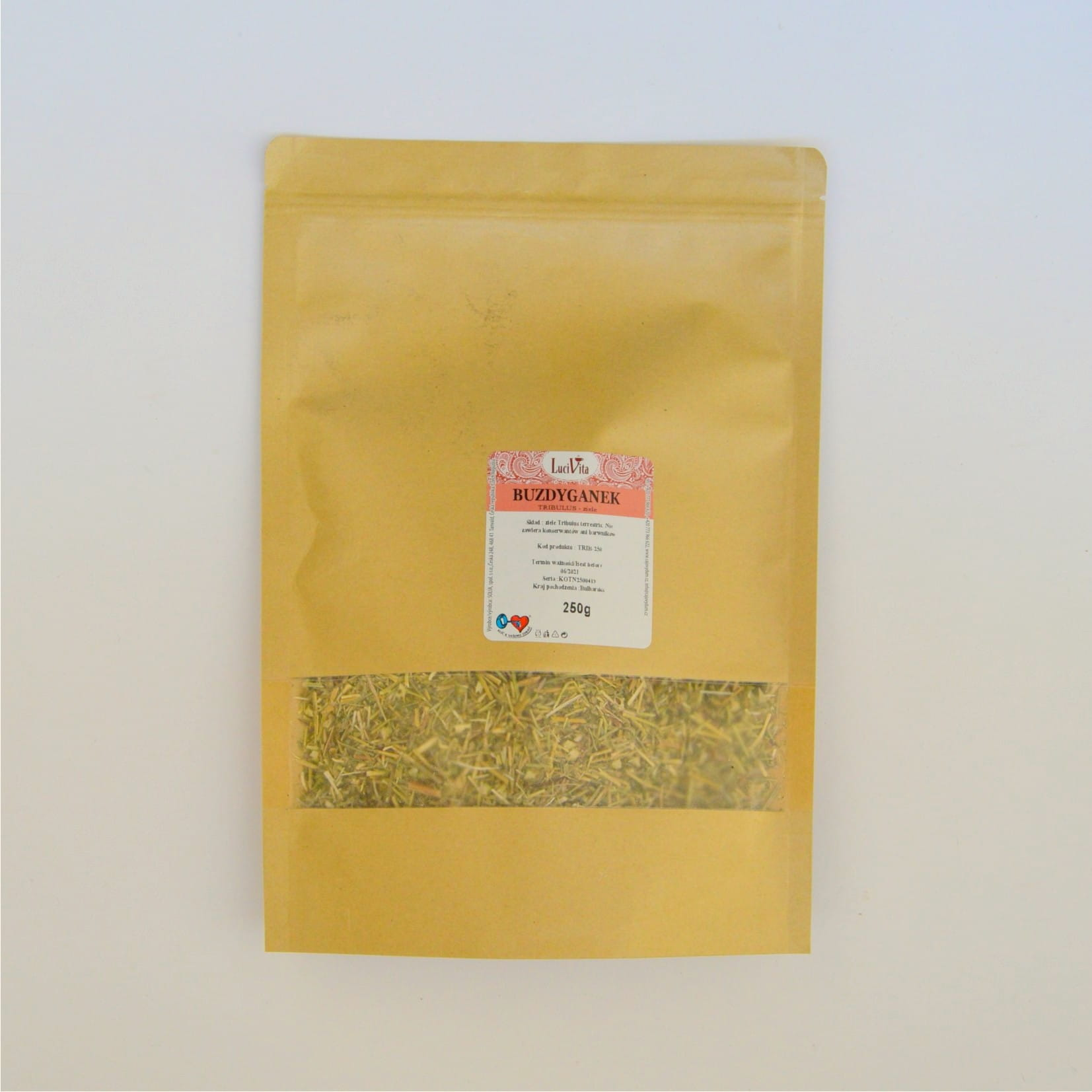 Tribulus - dried herb - 250g