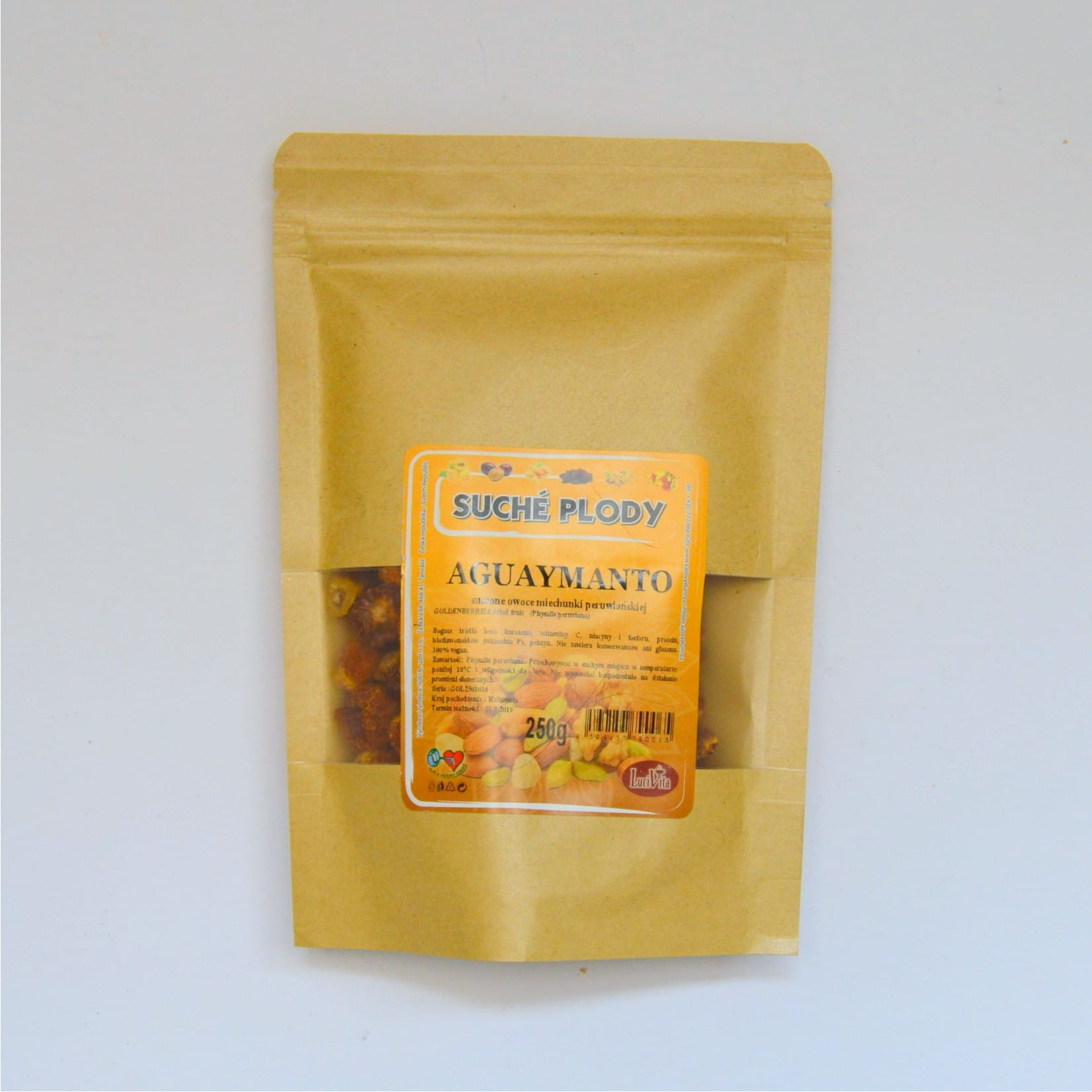 Goldenberries - Aguaymanto - 250g