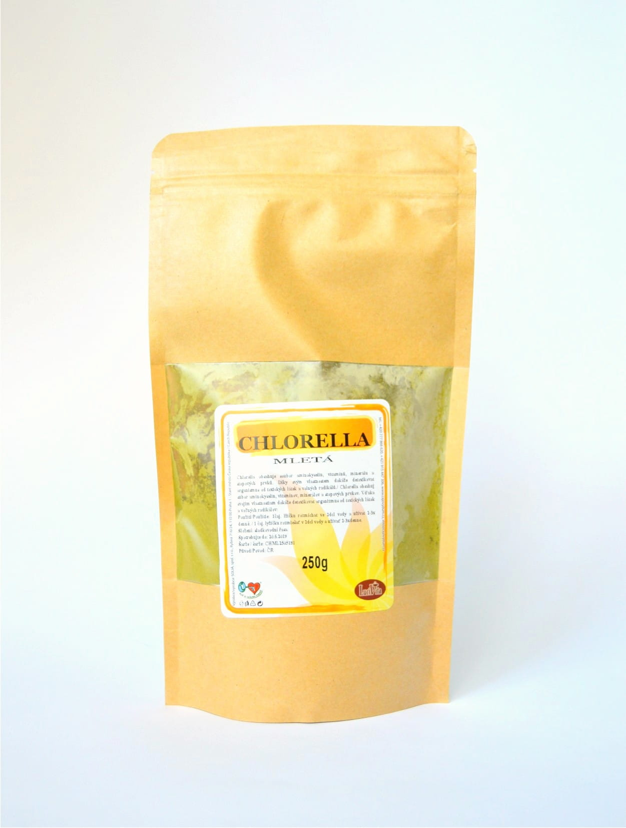 Chlorella (powder) - 100g (1)