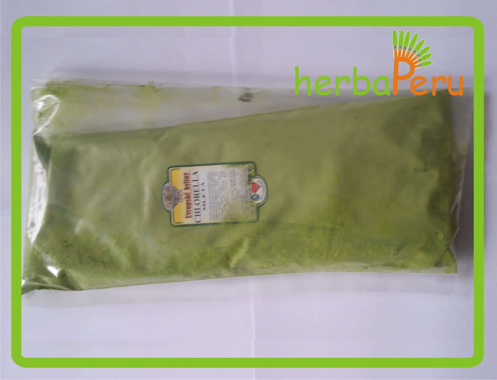 Chlorella (powder) - 1000g (1kg)