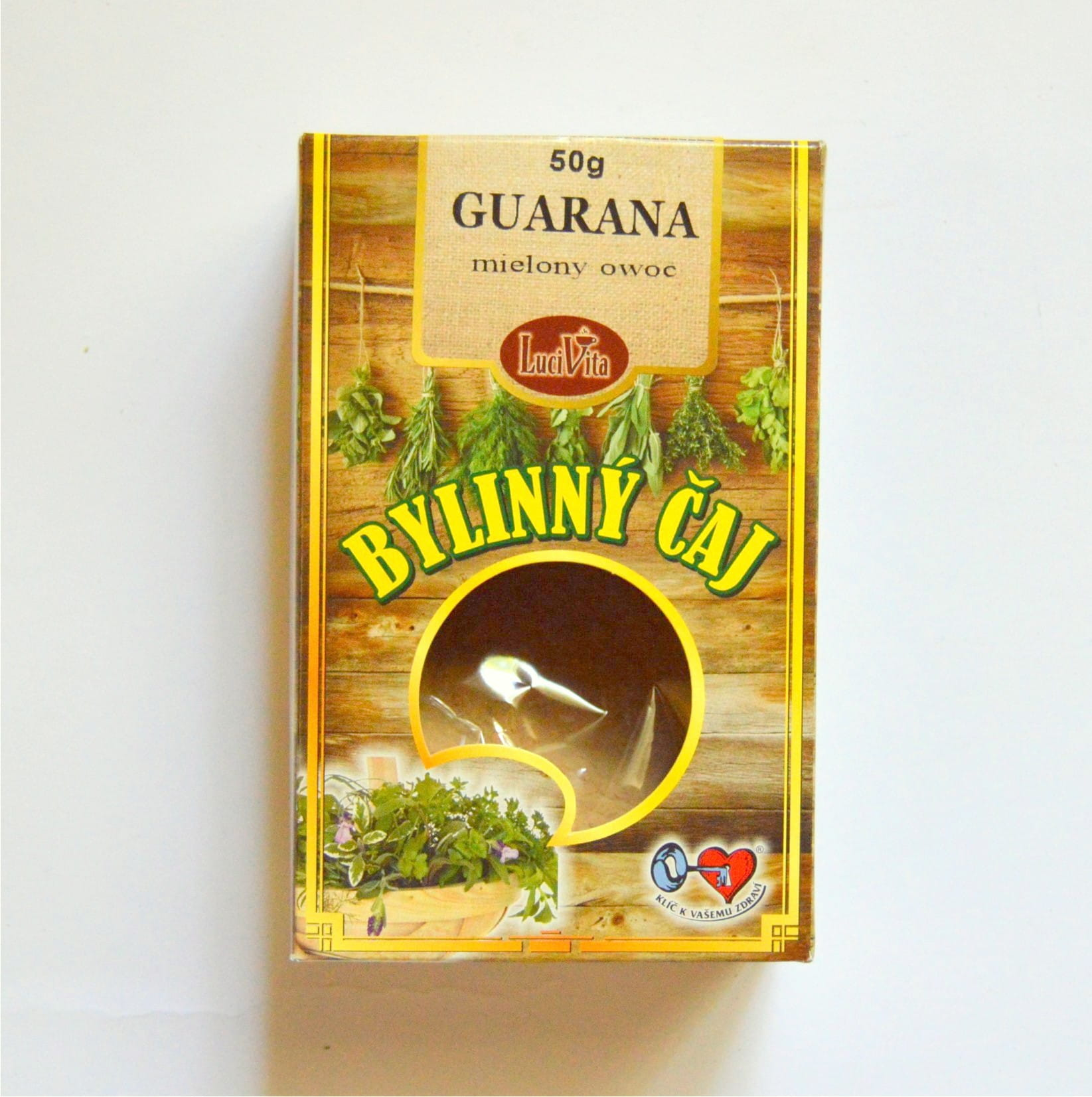 Guarana - powdered fruit - 50g
