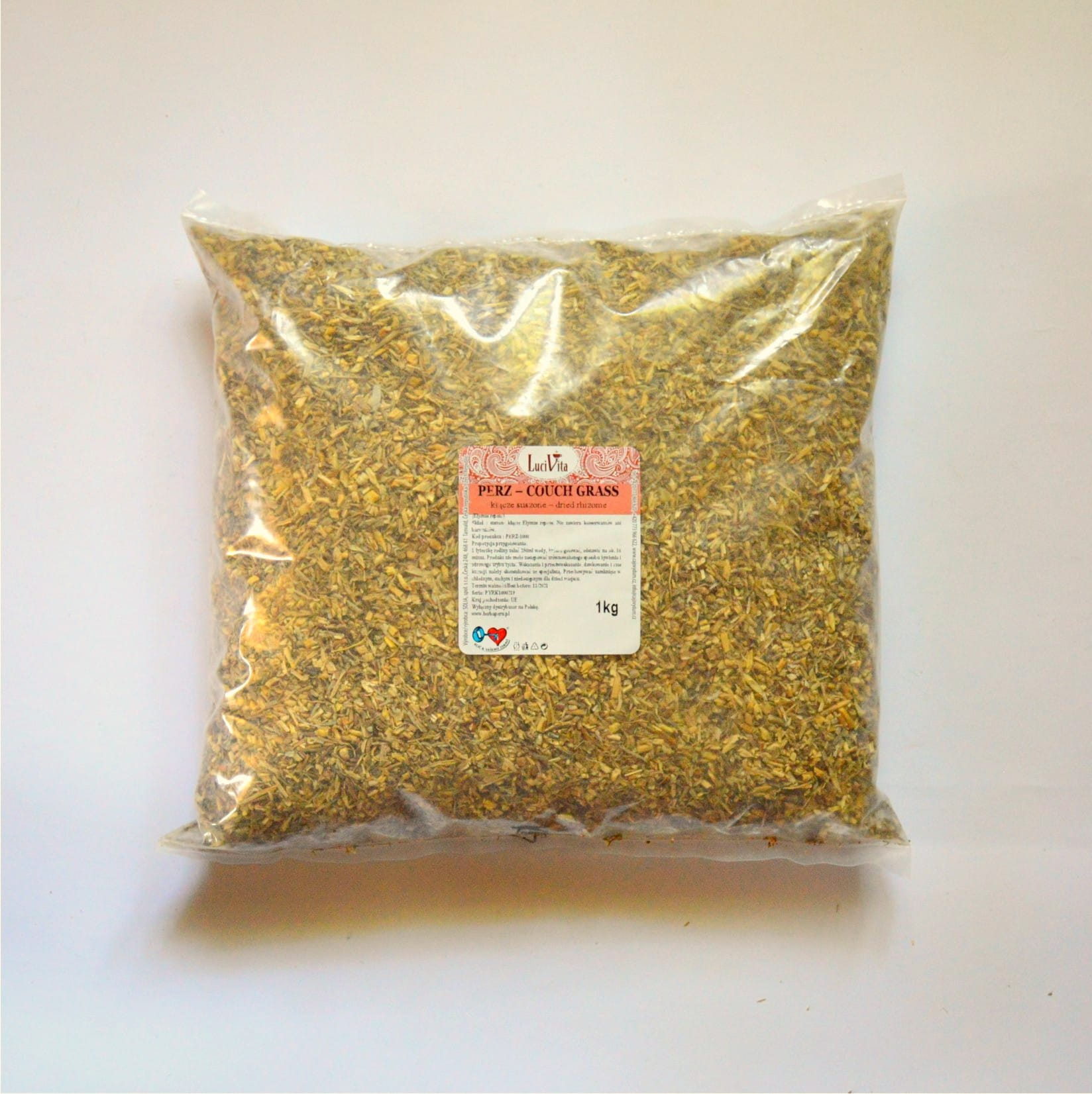 Couch grass - 1000g (1kg)