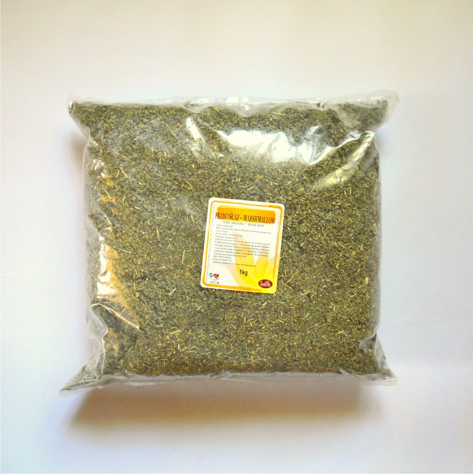 Marsh-mallow - herb - 1000g (1kg)