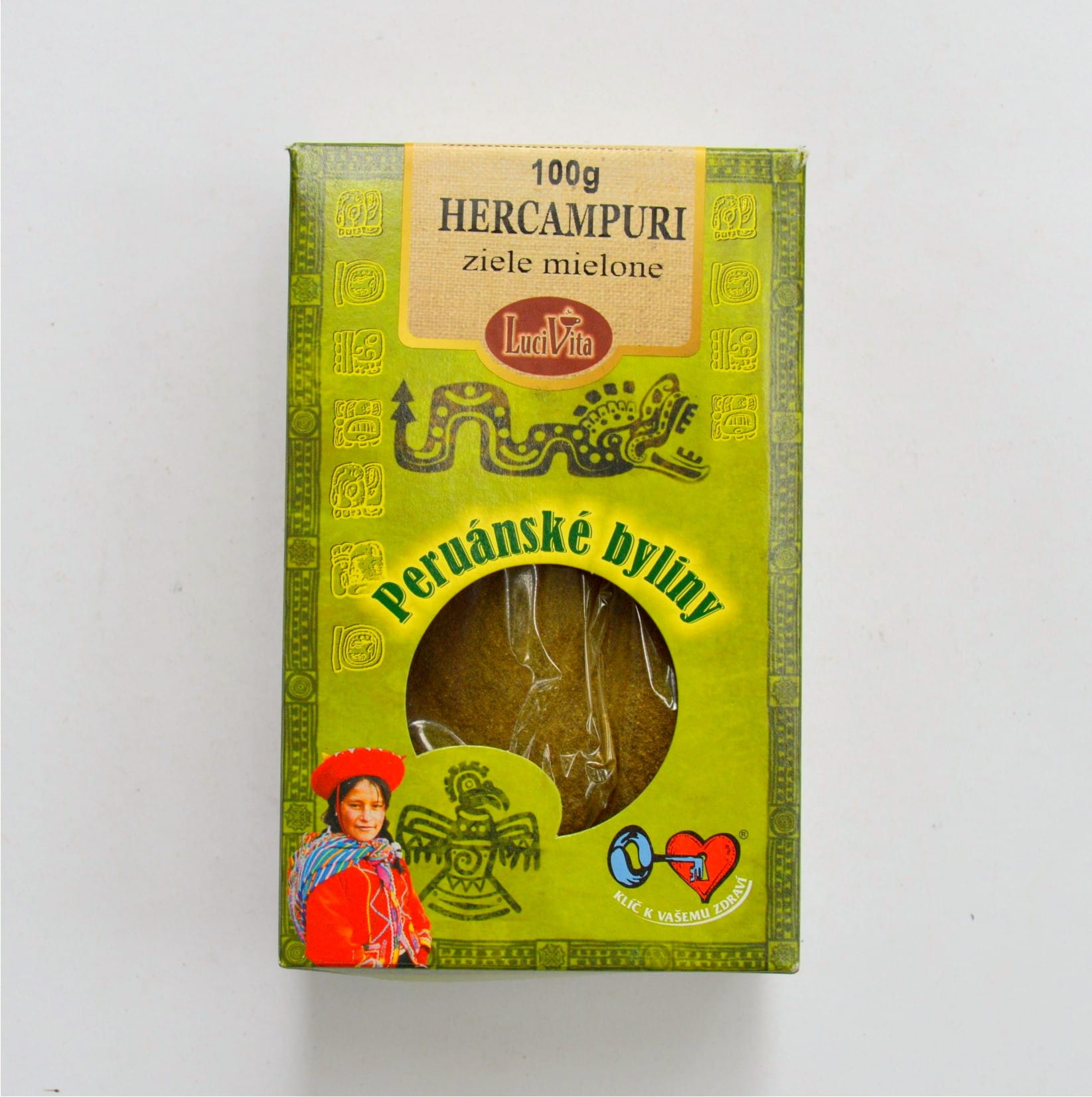 Hercampuri - powdered herb - 100g