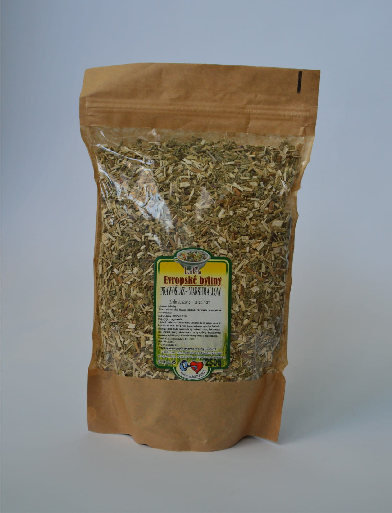 Marsh-mallow - herb - 250g