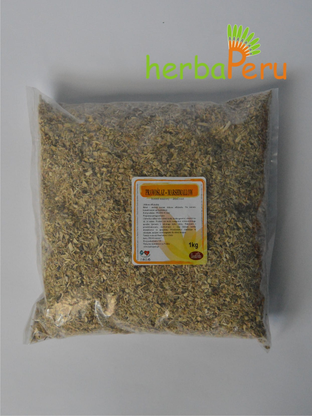 Marsh-mallow - root - 1000g (1kg)
