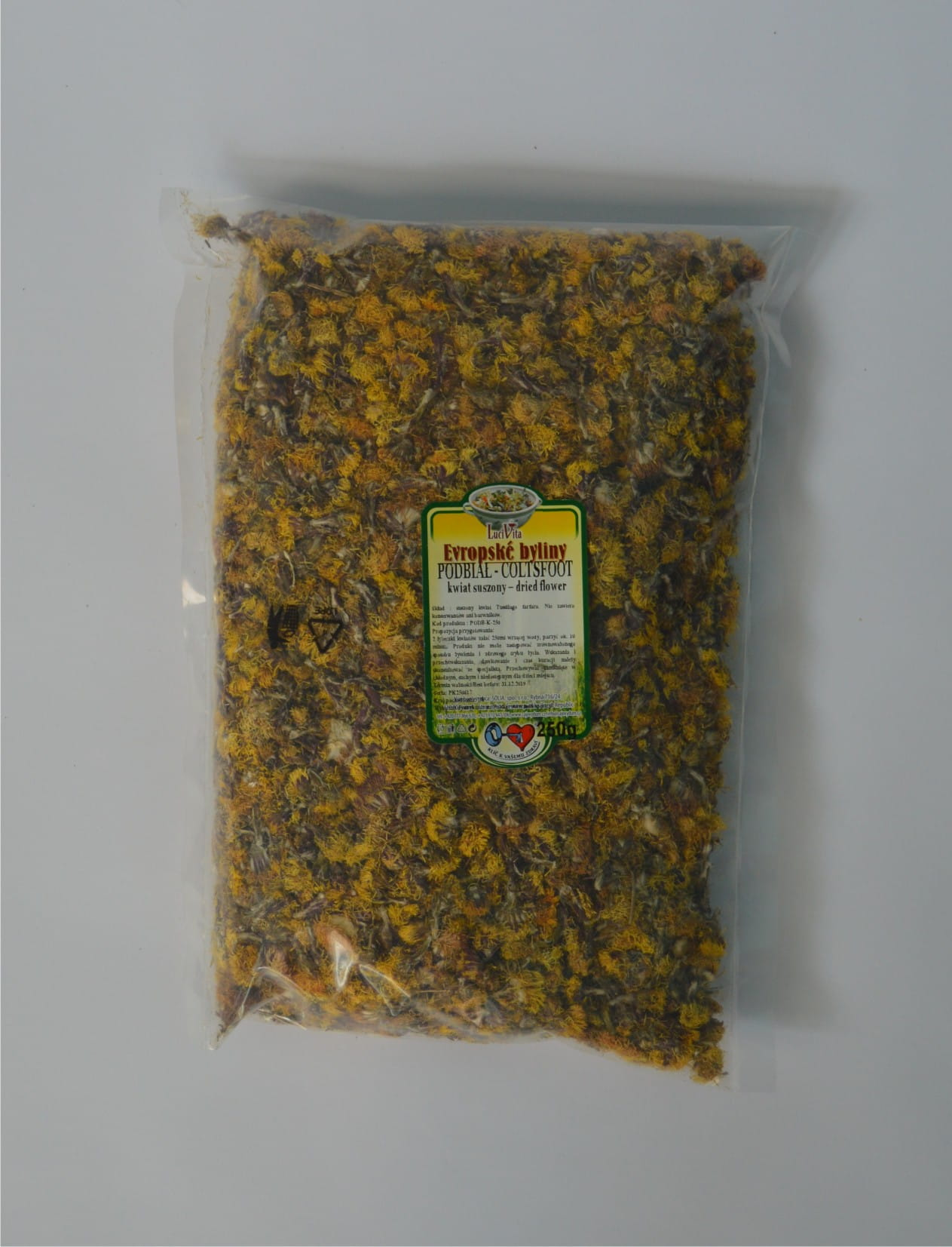 Coltsfoot - flower - 250g