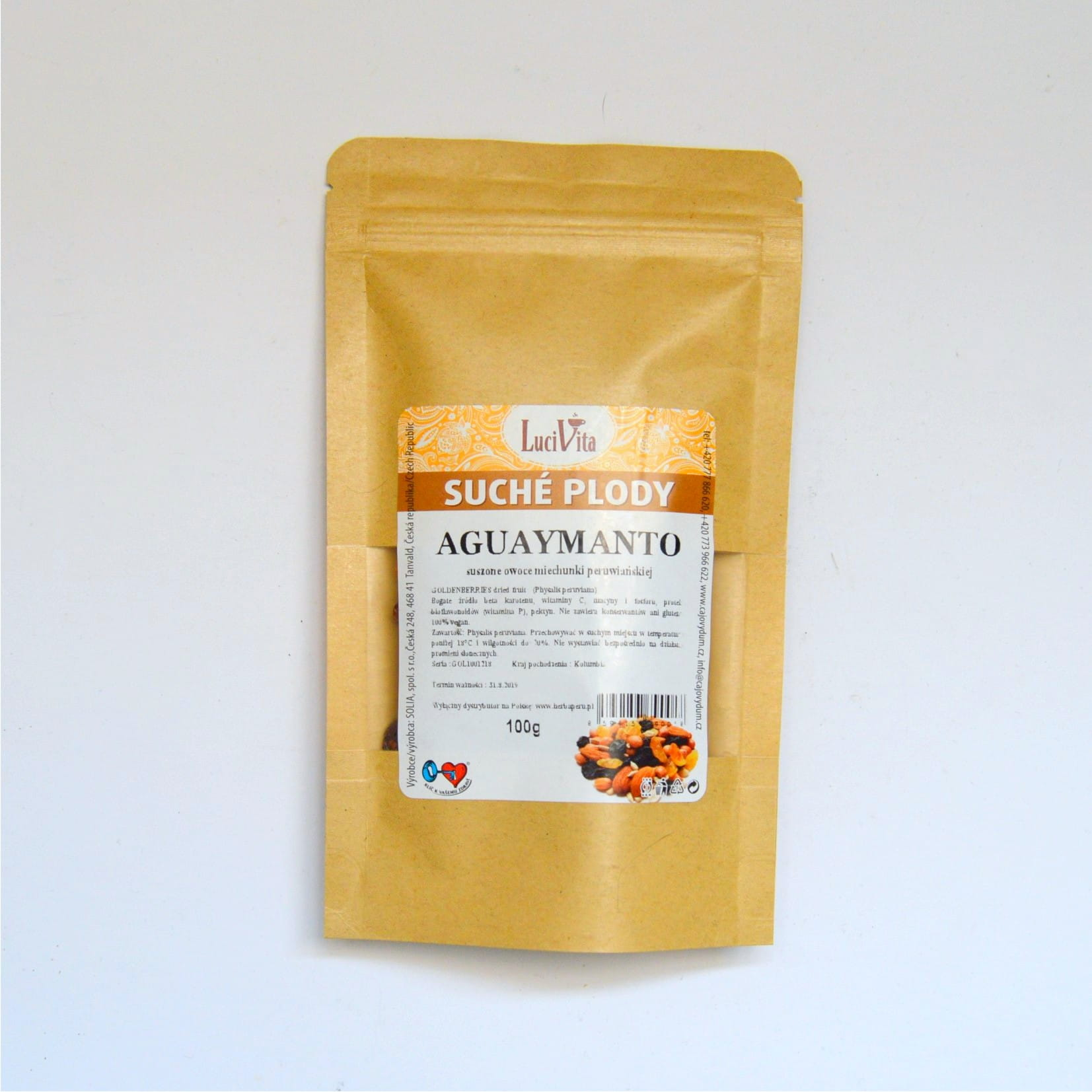 Goldenberries - Aguaymanto - 100g