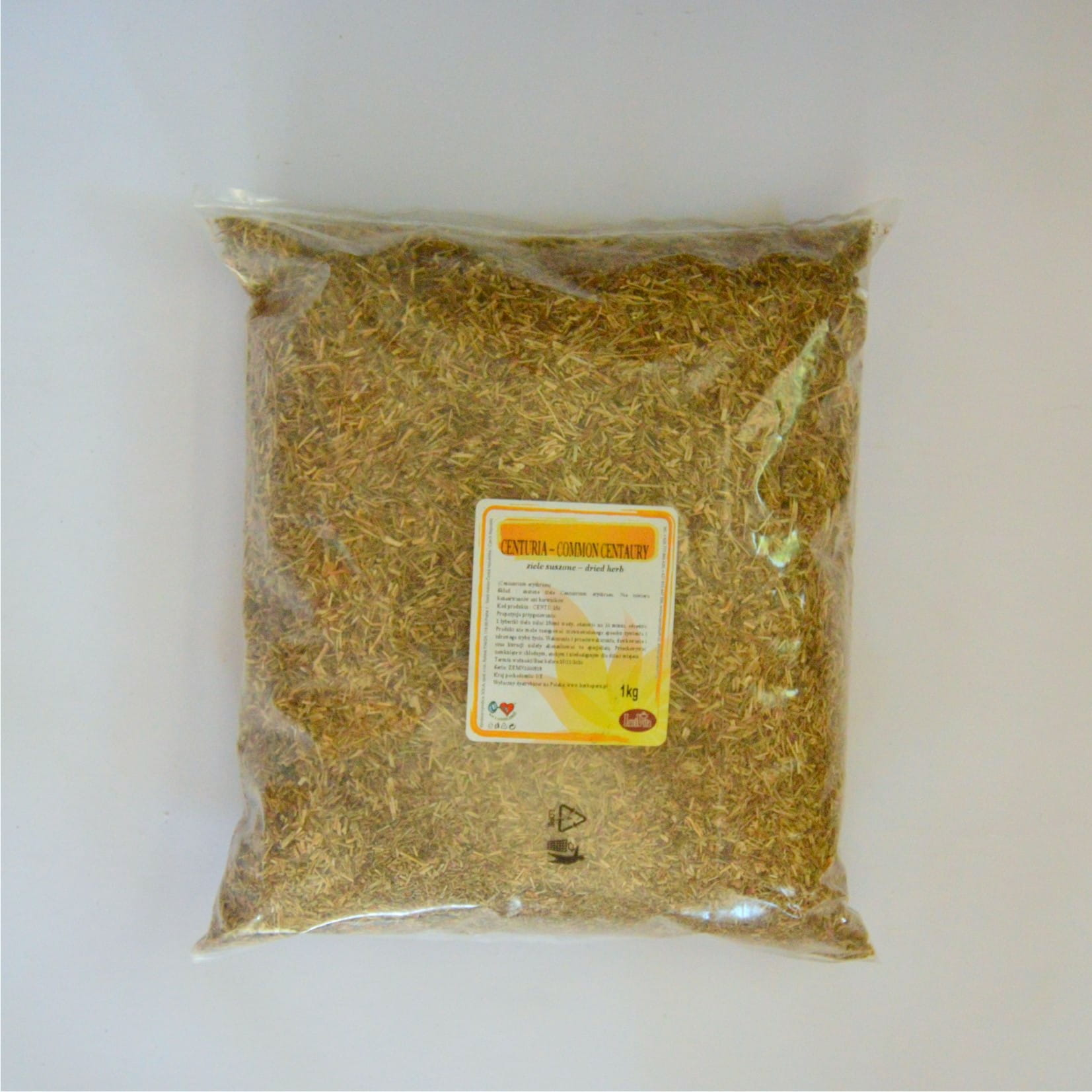 Common centaury - herb - 1000g (1kg)