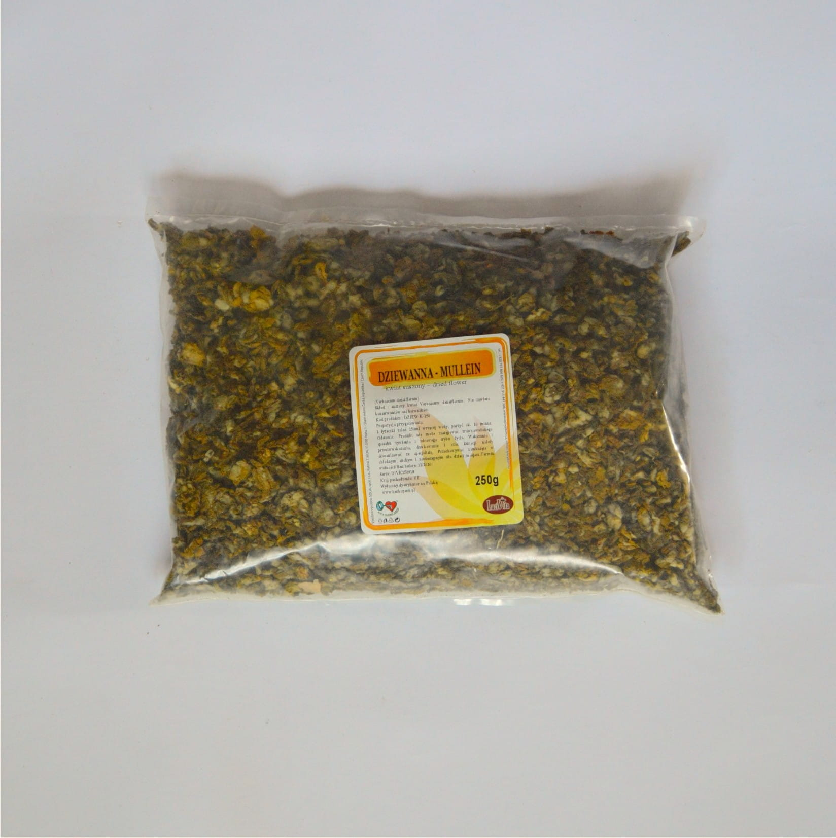 Mullein - dried flower - 250g