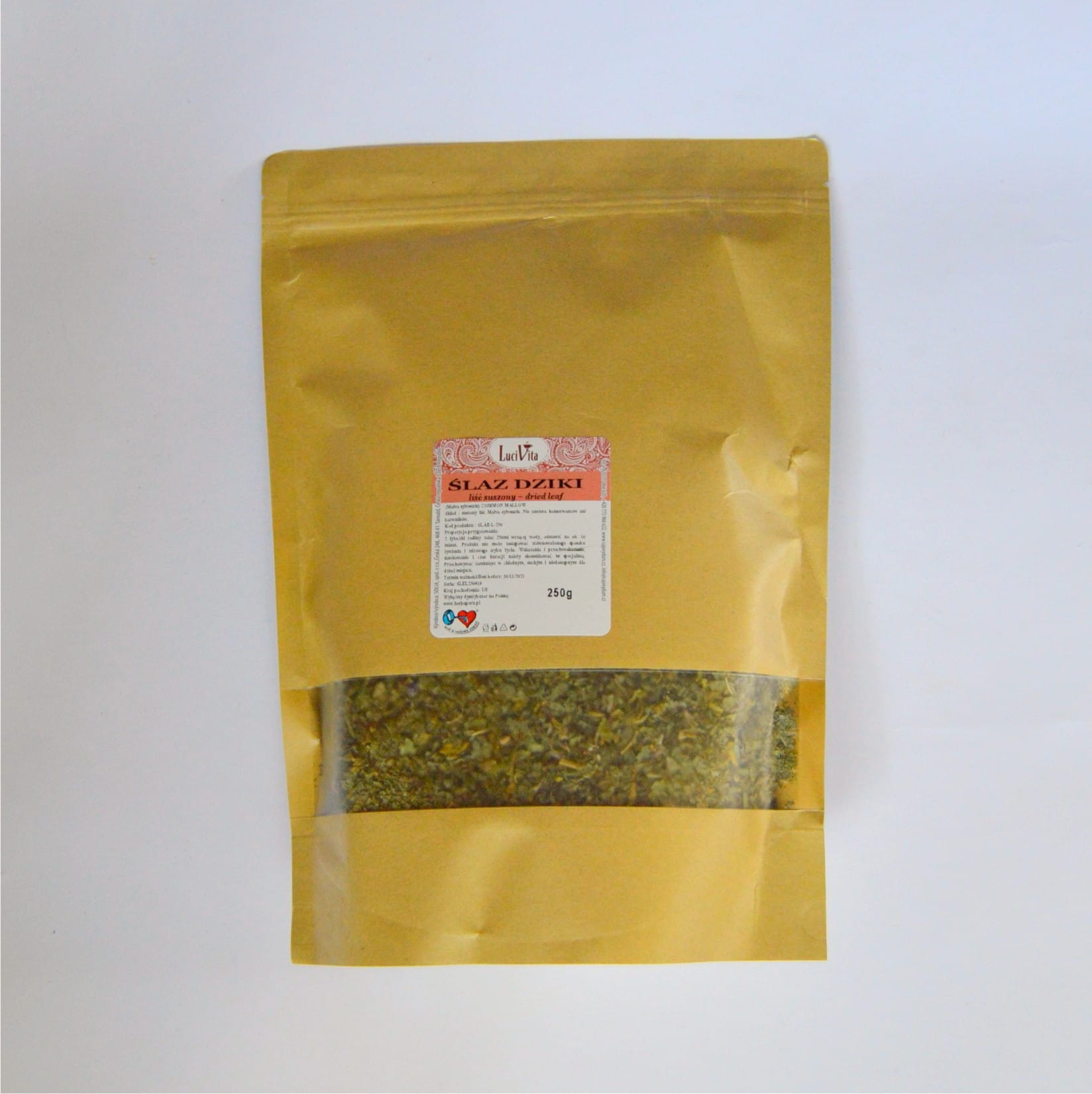 Common mallow - leaf - 250g