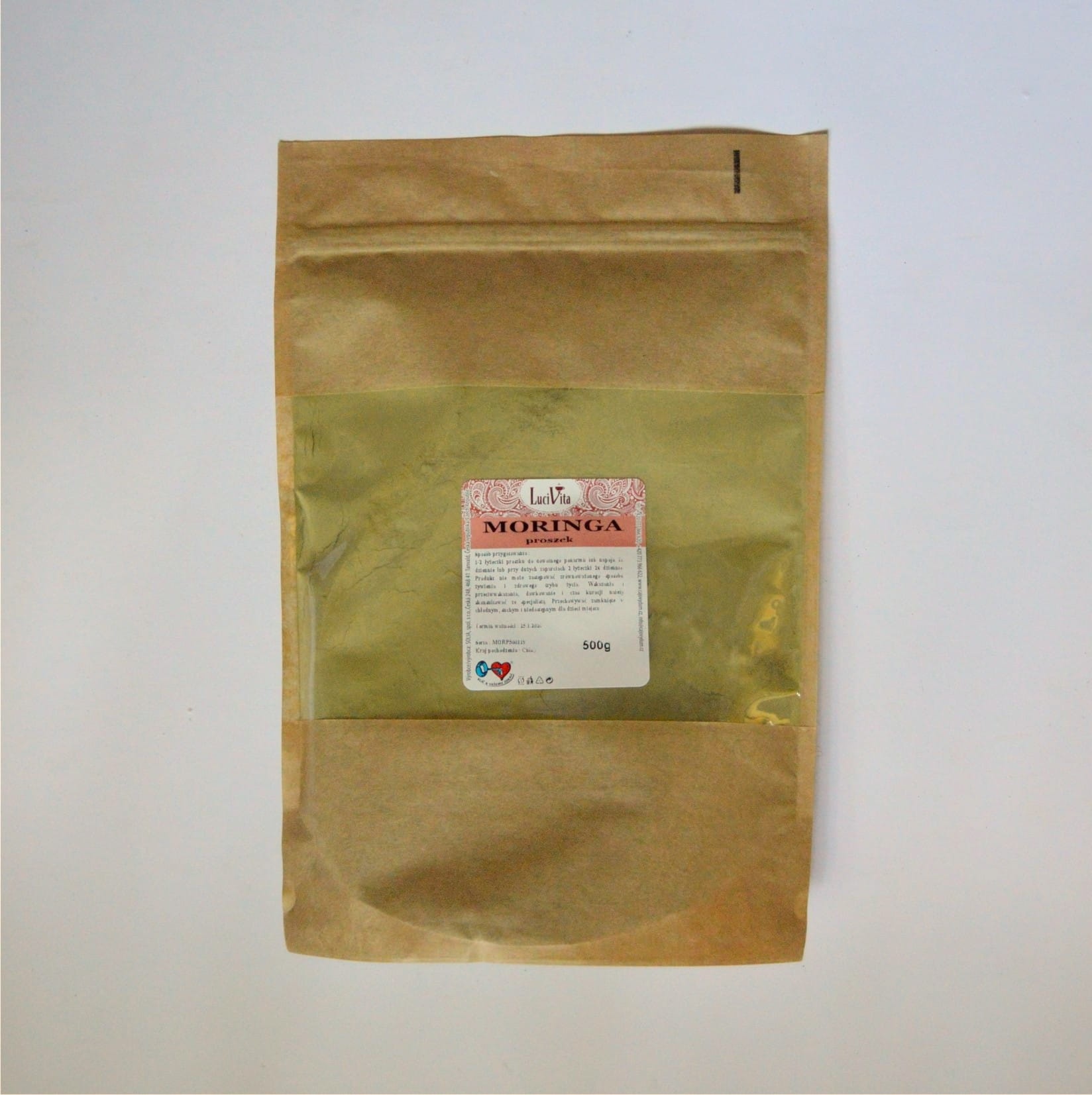 Moringa - powder - 500g