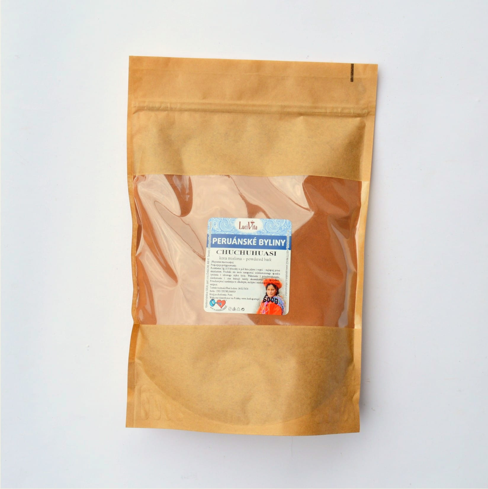 Chuchuhuasi - powdered bark - 500g