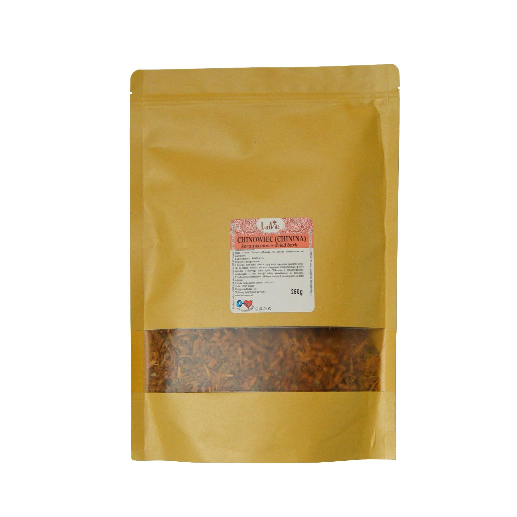 Cinchona - dried bark - 250g